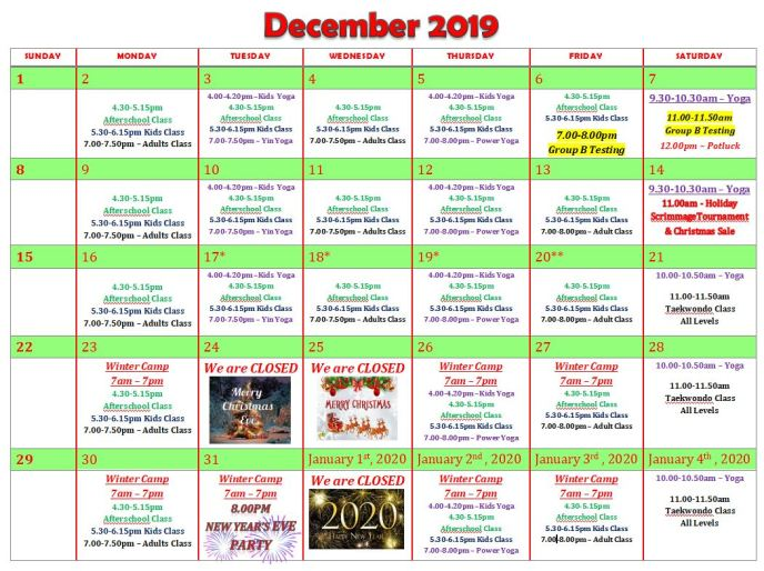 Dec-2019-Events